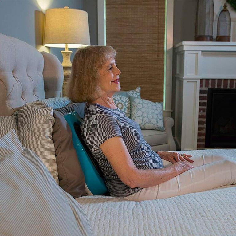 Masajeador zona lumbar y espalda